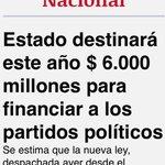 @GobiernodeChile Muy mal. 6.000 millones para politiquería corrupta y solo 100 mil pesos para Chilotes trabajadores https://t.co/xjBFfy5yMg