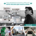 Hoy la #Línea3 del #TrenLigero está en nuestro presente y futuro. ¡La obra más importante en la historia de Jalisco! https://t.co/mKQggVLozA