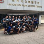 BYU WVB made it to China after the 14 hour flight. #gocougs #byuwvb https://t.co/fHLuNGr8CE