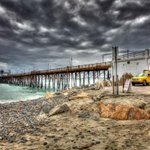 #Oceanside #California #lifeguards ready and waiting for approaching storm. @SanDiegoNCN @OFA3736 #visitoceanside https://t.co/DXg0177DGj