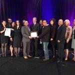 Virginia Rocca Barton elementary school receiving the @CADeptEd #2016goldribbon award @MCOE_Now https://t.co/lSP5LXbyp9