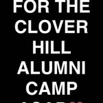 If youre reading this sign up for the Clover Hill alumni camp! Itll be lit fam😎 message me if you have questions‼️ https://t.co/xBNv8mPzpO