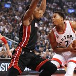 #BREAKING: Raptors pull even with Heat after Game 2 OT win The Toronto Raptors rallied to … https://t.co/BY9OmwPAXE https://t.co/SDg4oYP5cm