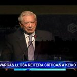[EN VIVO] Vargas Llosa reitera críticas a @KeikoFujimori. Mira #24horasEC ► https://t.co/gj7lGwpapk https://t.co/ZH0nnaZDJQ