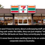 Theres never been a more exciting time to be a corporate wage slave in Australia via @SlowBurnOz #auspol #ausvotes https://t.co/kWpkRkGHSH