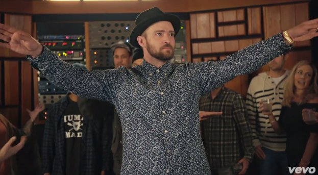 Justin Timberlake Drops New Single,