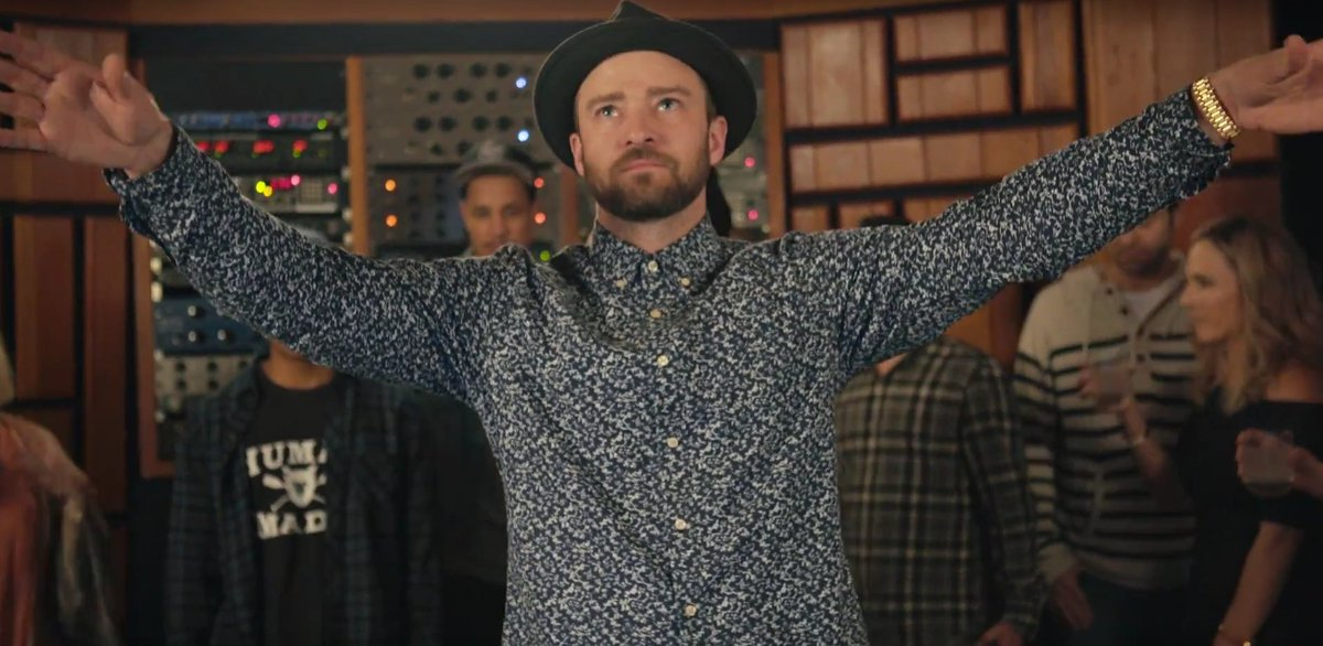 Justin Timberlake's CantStopTheFeeling is here, and it will make you dance, dance, dance: