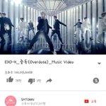 [INFO] EXOs OVERDOSE Korean MV has reached 100 million views on YouTube. https://t.co/vOum5sxnAl