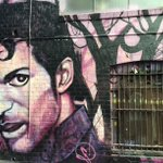 AC/DC Lane, a well known spot for #streetart, has recently been transformed and is looking rather purple #Melbourne https://t.co/ZaWH1ghWkl