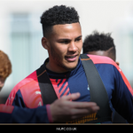 ???? TRAINING - LIVE! Stay tuned for first team training LIVE via #Periscope! #NUFC https://t.co/jKDD5twidP