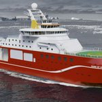Boaty ship named after Attenborough https://t.co/LqWnth3Dfm https://t.co/kHla6cUYX6