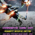 If youre a geek & in #Harrogate tomorrow, theres only one place to be! @Rossett @Enjoy_Harrogate @EventsHG https://t.co/Z7ncU1uGDo