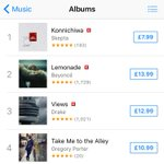 .@Skeptas new album Konnichiwa is already number 1 on the iTunes album chart https://t.co/iHOmoWGRC3 https://t.co/nnqv6vAyop