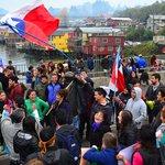 Pescadores rechazan nueva propuesta del gobierno y mantienen movilización https://t.co/LsDek7DW3v https://t.co/5PhVFakjA7