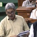 #AgustaWestland scam: National security was put at stake, says Defence Minister @manoharparrikar in Lok Sabha https://t.co/P67tji8SJw