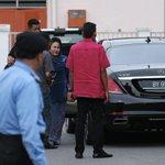 #Sebuyautragedy: PM @NajibRazak arrives at Sarawak General Hospital https://t.co/StjNWsFQVH https://t.co/4ackxSW89e