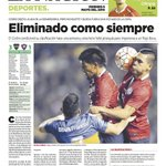 Portada del Suplemento Deportivo. https://t.co/9Esn6xPLvO