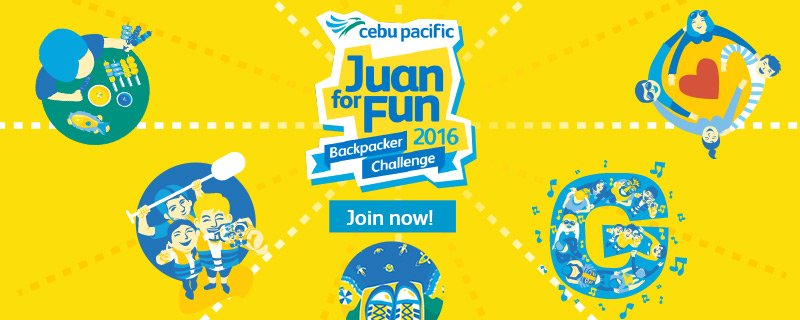 Last chance to join the JuanForFun2016! Take the quiz and submit your video entry now!