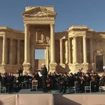 VIDEO. Syrie : concert dun orchestre russe dans les ruines de Palmyre https://t.co/Ia1S4EyGPG https://t.co/ppVUyONba1
