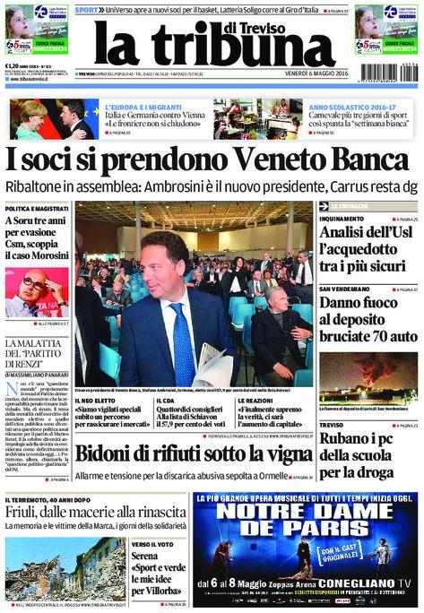 #VenetoBanca