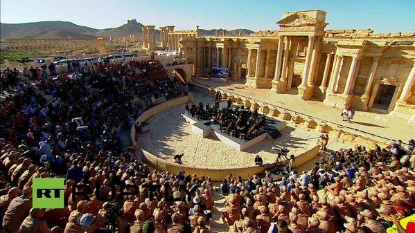 #Palmira
