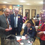 Interesting to see UKIP Dep Leader Paul Nuttall with the Hamiltons awaiting result of Mid & West Wales region. https://t.co/obj6dcme3z