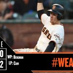 RECAP: #SFGiants come up on short end of slugfest with Rockies. https://t.co/N6S0cNrCKe https://t.co/nYcYLtDp7C