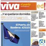 La portada de hoy deja ver que ayer fue un mal día para #ElPuerto se @JuakyB @vivaelpuerto @Luismimorales https://t.co/ZA8yCSkPE8