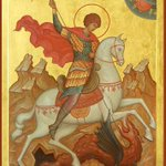 Bulgaria celebrates St. George day. According to legend he freed a kingdom from the terror of a dragon. https://t.co/51vE5coz6k