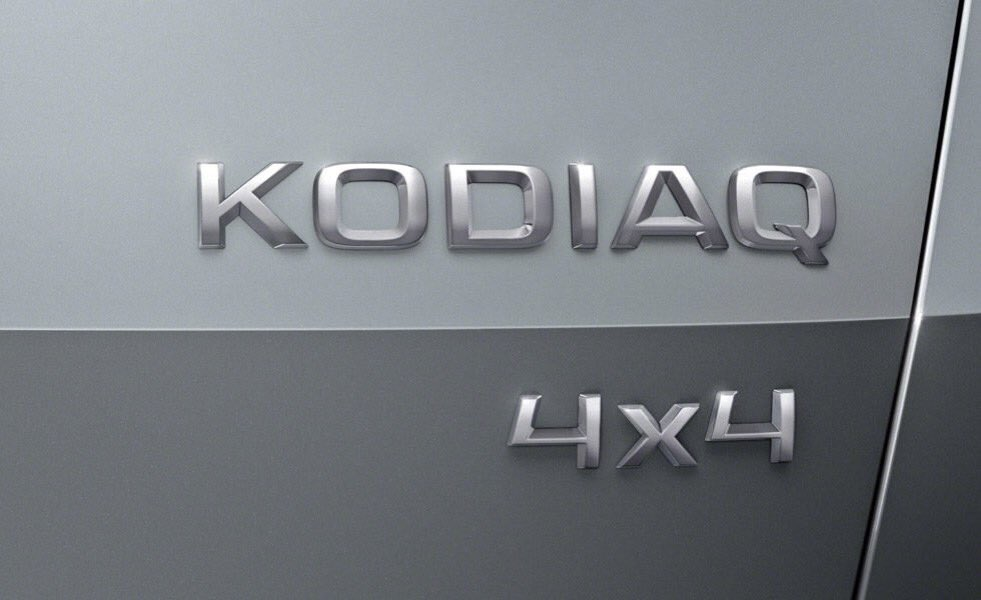 It's official. Our forthcoming large SUV will be called Kodiaq. A nod to the Alaskan grizzly bear; Kodiak. https://t.co/lPUn0fJiOB