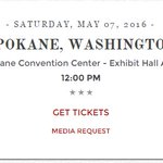 Donald Trumps stop in Spokane is now officially on his website. #KXLY https://t.co/2jZUbhJM9I