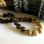 Striking PintOfStout bracelet. Rich color, striking design. https://t.co/4xtZPjSaJn #mensgift #etsymntt #menswear https://t.co/deKC7TBljg