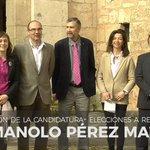 Vídeo: Presentación de la candidatura de Manolo Pérez Mateos  @mapema2016 #UBU https://t.co/oa7Bjf43Va https://t.co/QqdjREvDcp