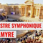 Un orchestre symphonique russe se produit à Palmyre https://t.co/SygfgALUEs https://t.co/Nr1wtdKhux