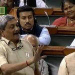 .@manoharparrikar : ED took notice of #Agusta case only when @arunjaitley became Defence Min in July 2014 https://t.co/kQg5O66wFV