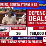 #PilatusAfterAgusta: @INCIndia created single vendor situation in Agusta Westland deal: @manoharparrikar https://t.co/dxouVCpMgo