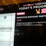 Korea EXO-L:Waiting to meet baekhyun very soon International EXO-L:Waiting to slide twi wall for baekhyun bday oarty https://t.co/tLQUaZUurt