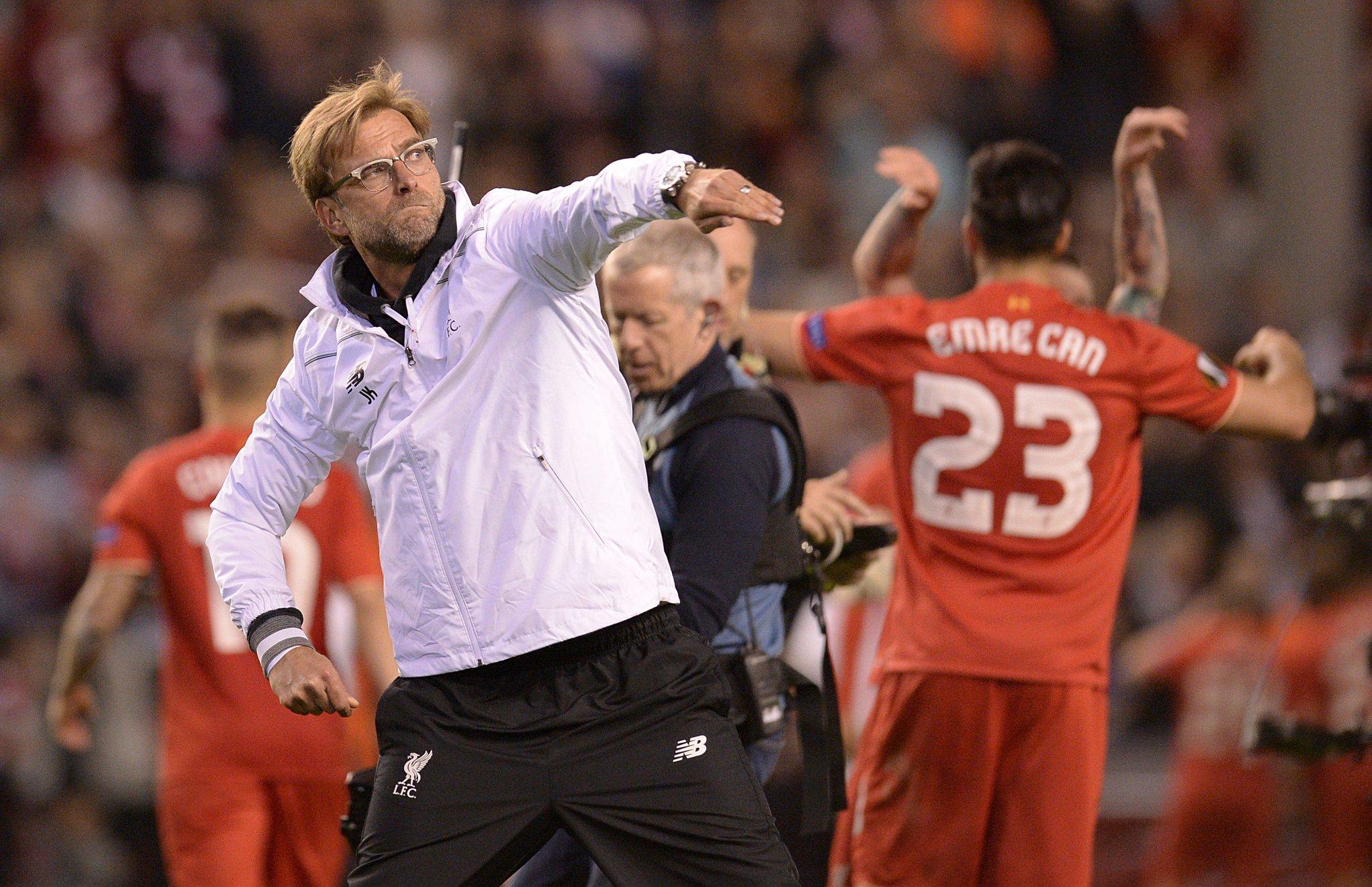 Klopp factor key as Liverpool reach #UELfinal: https://t.co/wBrOG5s6BN https://t.co/EUw3aihjht