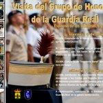 La @GuardiaReal_Esp regresa a Espinosa de los Monteros #Burgos https://t.co/Rl3NamJDBo