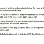 My view on #BoatyMcBoatface living on! Wont be saying anything else, so please contact @NERCscience for more. https://t.co/NtHJyfeMRc