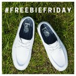 #FreebieFriday FOLLOW & RT for a chance to win this pair of Vans. Competition ends at 5pm - good luck! https://t.co/1Qx9P53eyr