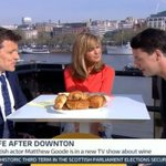 Terrific interview today on @GMB with @benshephard & @kategarraway ! Hope you caught it #WineShowITV #FridayFeeling https://t.co/TQqZ04w0on
