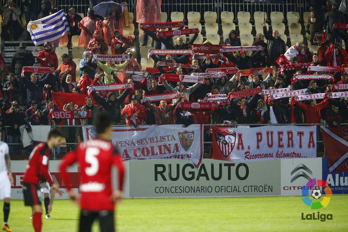 Felicidades al tercer equipo europeo. ¡No hay dos sin tres @SevillaFC! A por la tercera @EuropaLeague consecutiva