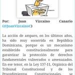 Comparto mi artículo de hoy sobre el amparo electoral exclusivo del día de las elecciones: https://t.co/ePQbI8usHB https://t.co/GI8067N0XO