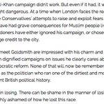 Zac Goldsmith's campaign was not only ineffective, it was outright dangerous. https://t.co/qSz1MJ1Ept https://t.co/KB2Wt9L9HV