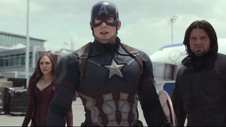 CaptainAmericaCivilWar is Marvel's longest-running film to date