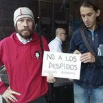 Presentación de la denuncia del @PeriodistasPy ante el @MTESS_PY por los despidos en @LaNacionPy y @Telefuturo https://t.co/zvWgmf5D2I