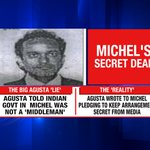 #ModiFixerExposed Biggest Agusta lie nailed. Secret letters expose Michel. Cover-up plot exposed @NewsX https://t.co/ikmWYdx0jv