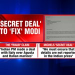 #ModiFixerExposed Biggest Agusta lie nailed. He lied to fix @narendramodi @NewsX https://t.co/igIAqPI9Cm