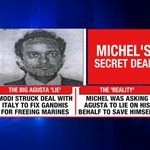 #ModiFixerExposed Michel saved self and fixed @narendramodi. Michel was asking Agusta to lie on his behalf @NewsX https://t.co/HHRCL12i9r
